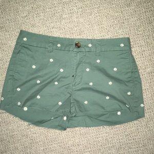 Old Navy Flower Shorts